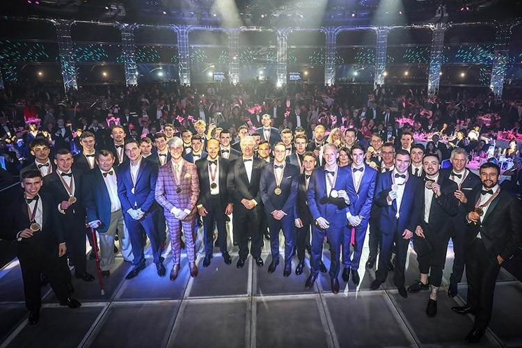 Die FIM Awards Ceremony in Monte Carlo