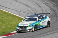 Pole-Position am Red Bull Ring für den BMW M4 GT4 vom MRS Besagroup Racing Team