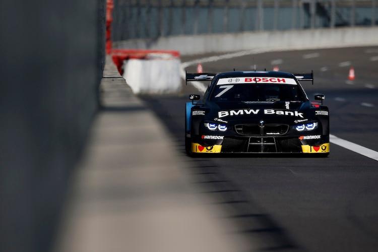 Bilder von den DTM-Testfahrten auf dem Lausitzring