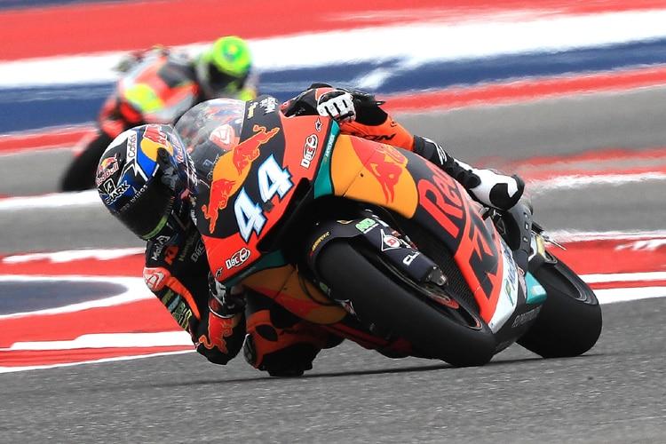 Brad Binder (KTM): Wie er die Titelchance verspielte