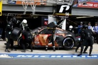 Der Porsche vom Team Project 1