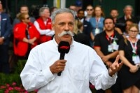 Formel-1-CEO Chase Carey in Melbourne 2020