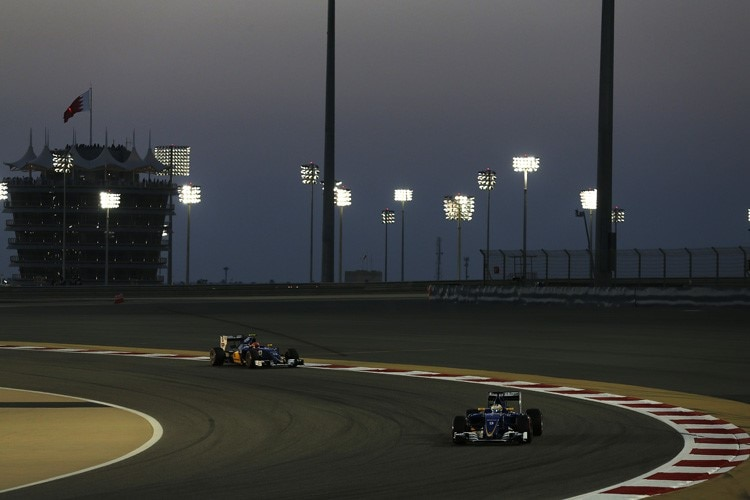 Die Sauber in Bahrain – chancenlos