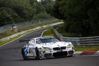 Ging in Tarnung an den Start, die Evolutionsstufe des BMW M6 GT3
