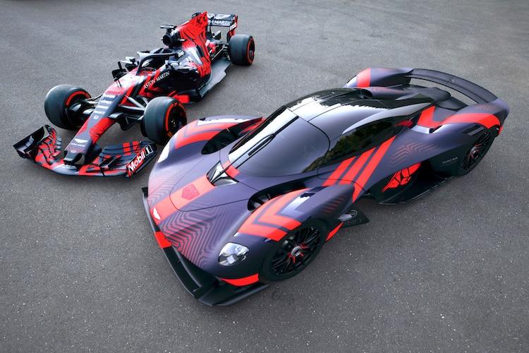 Aston Martin Valkyrie Erste Runden In Silverstone Formel 1 Speedweek Com