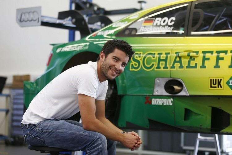 DTM-Champion Mike Rockenfeller