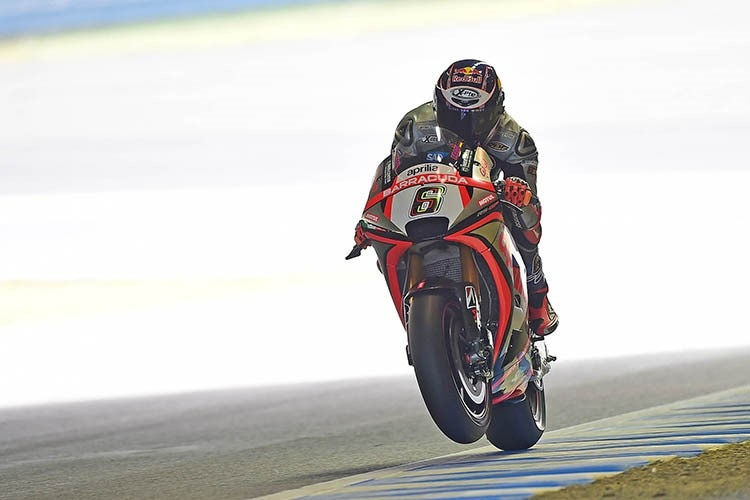 Stefan Bradl in Motegi