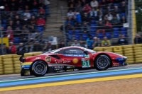 24h Le Mans 2019, Die Rennaction