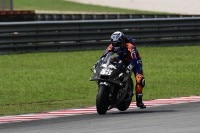 Miguel Oliveira beim IRTA-Test in Malaysia