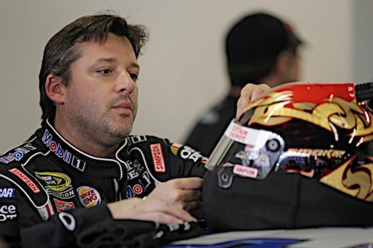 Tony Stewart verzichtet auf den Start in Michigan