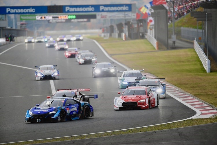 Ende 2019 kam es zum Dream Race in Fuji