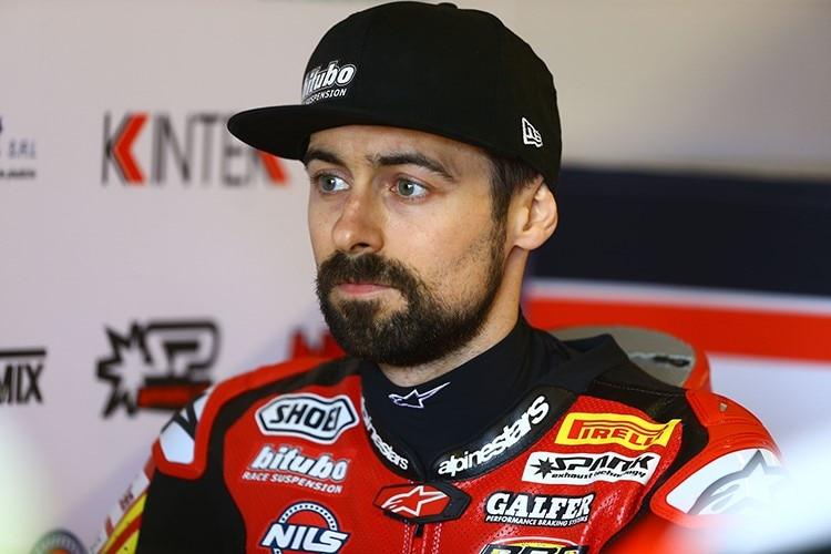 Interessiert: Eugene Laverty