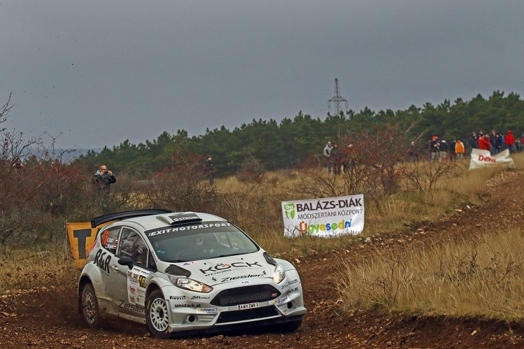 Kevin Raith in Ford Fiesta