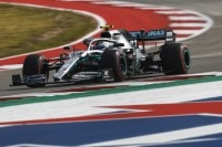 Valtteri Bottas sicherte sich auf dem Circuit of the Americas die Pole