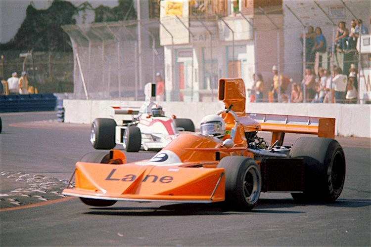 John Cannon in Long Beach 1975