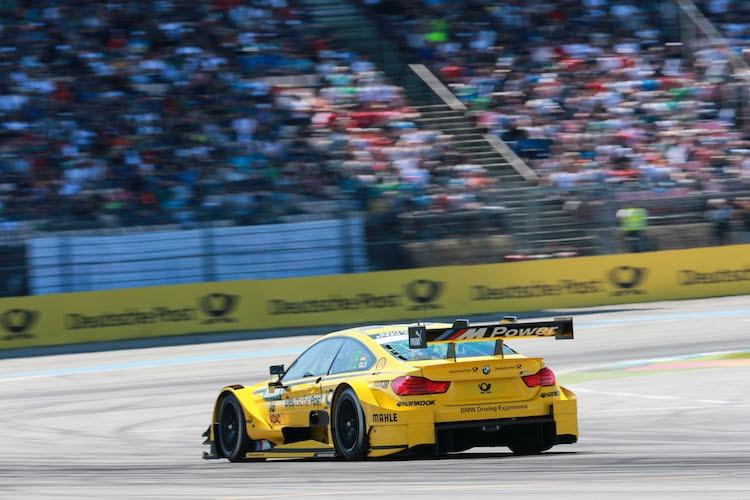 DTM: Timo Glock vom Rennen ausgeschlossen / DTM ...