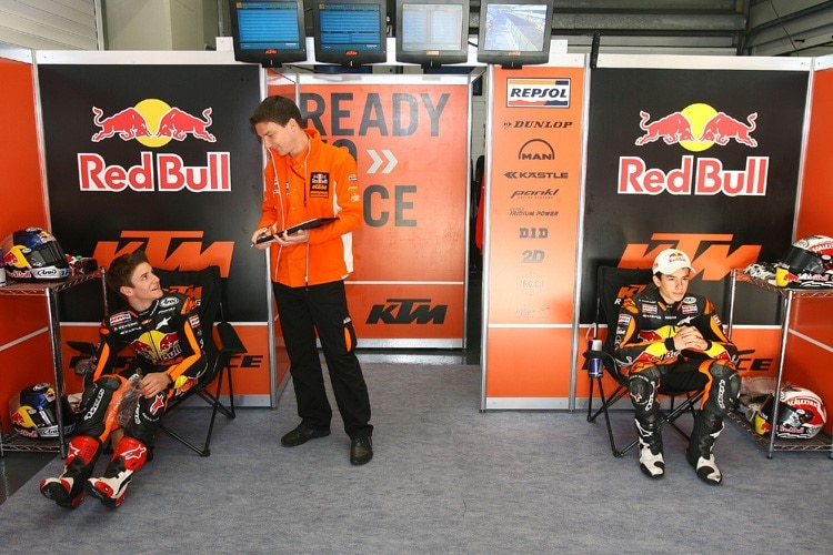 Beaubier and Marquez