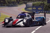 Sieger der virtuellen 24h Le Mans: Der Oreca 07 von Rebellion Williams Esport