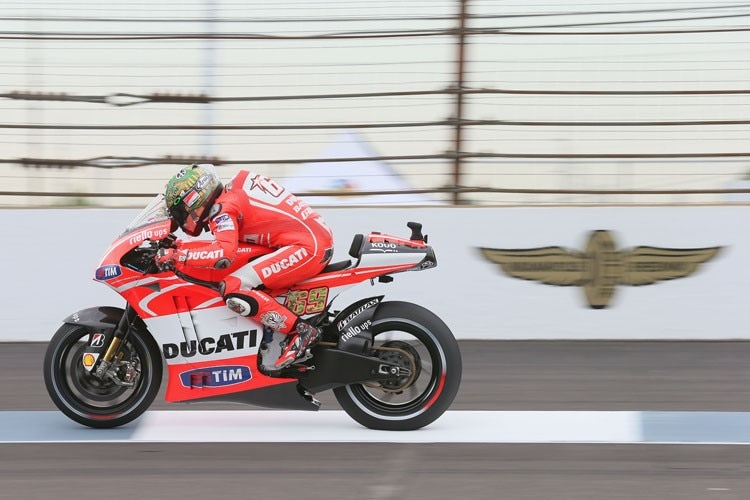 Nicky Hayden in Indy: Bisher Rang 9
