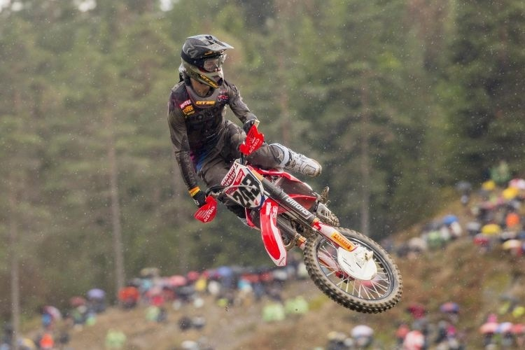 Tim Gajser gewann den Grand Prix of Sweden