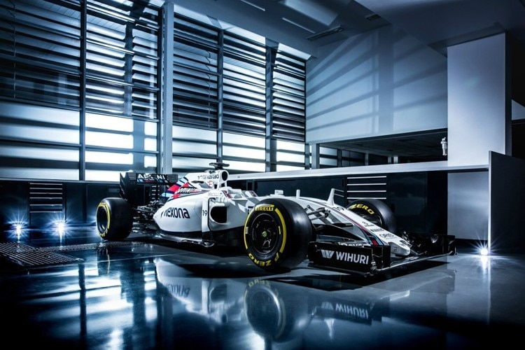Williams FW38-Mercedes