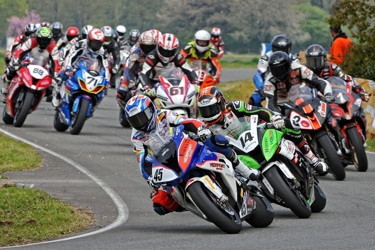 International Road Racing Championship - Alles klar für die Saison 2016!