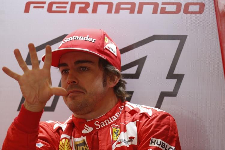 Fernando Alonso Ferrari Ich Mag Nicht Lügen Formel 1 Speedweek Com