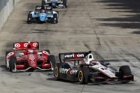 Will Power hielt Scott Dixon hinter sich