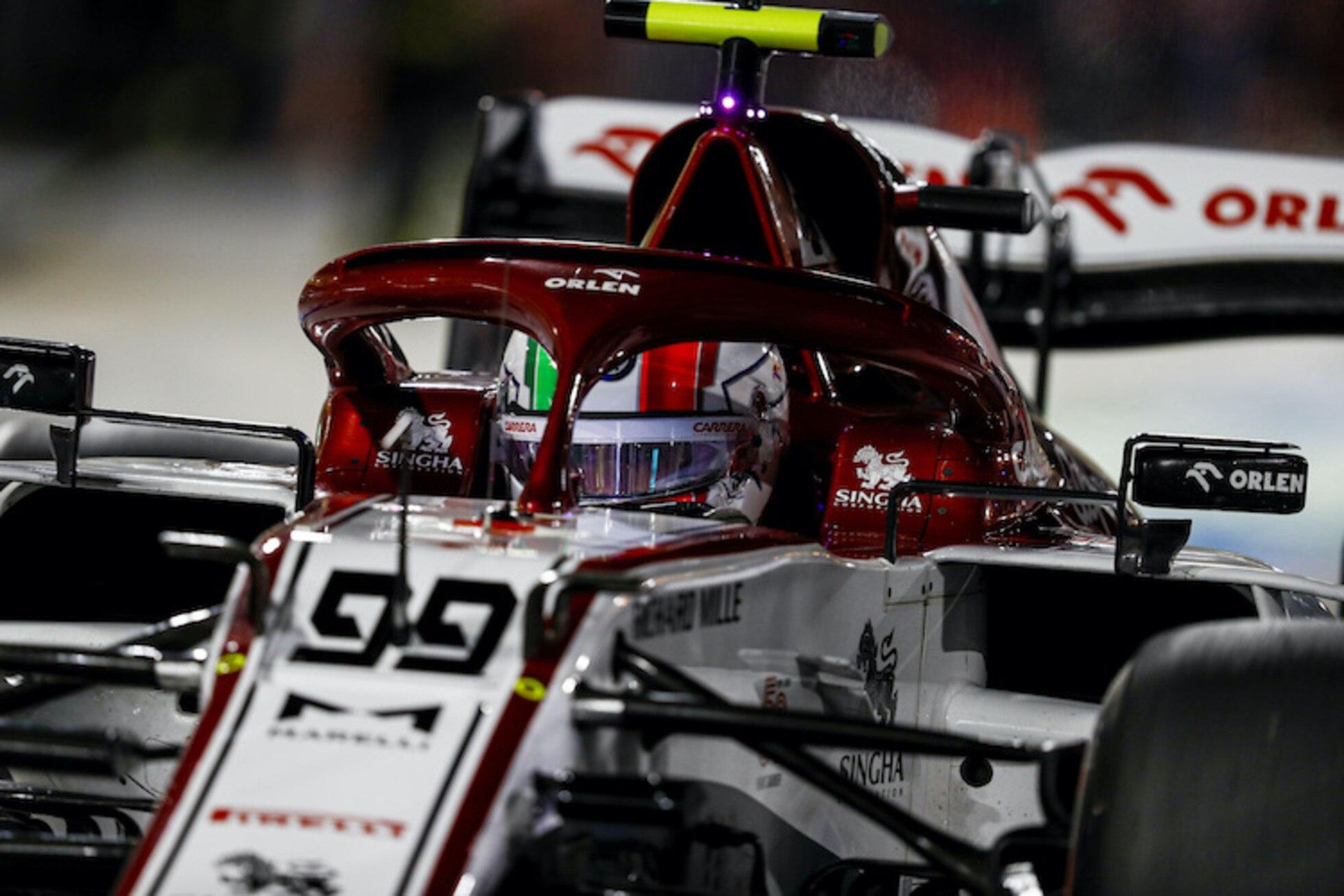 Antonio Giovinazzi Neuer Ferrari Motor Lässt Hoffen Formel 1 Speedweek Com
