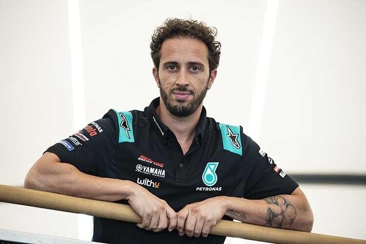 Jetzt bei Petronas: Andrea Dovizioso