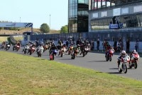 Start der Classic Endurance Championship in Oschersleben