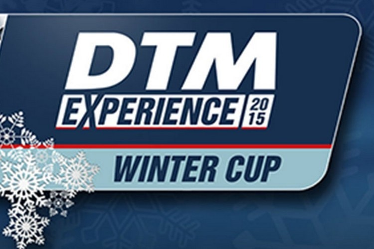 Virtuelle Race-Action beim DTM Experience Winter Cup