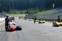 Premiere der Internationalen Sidecar Trophy auf dem Red Bull Ring