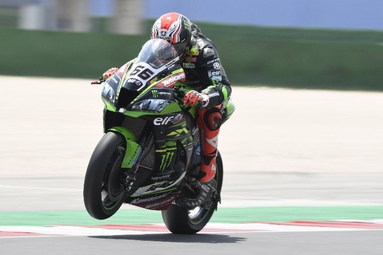 Tom Sykes in Misano
