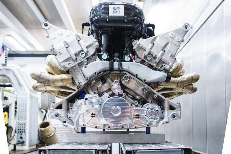 Aston Martin Valkyrie Cosworth V12 Formel 1 Sound Formel 1 Speedweek Com