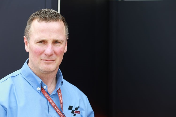 Danny Aldridge, Technical Director MotoGP
