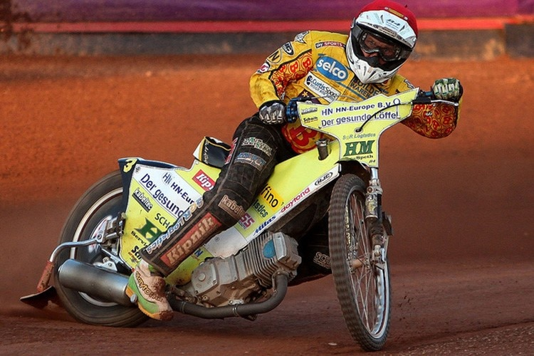 Martin Smolinski schlug Weltmeister Chris Holder