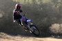 Maverick Viñales beim Motocross-Training