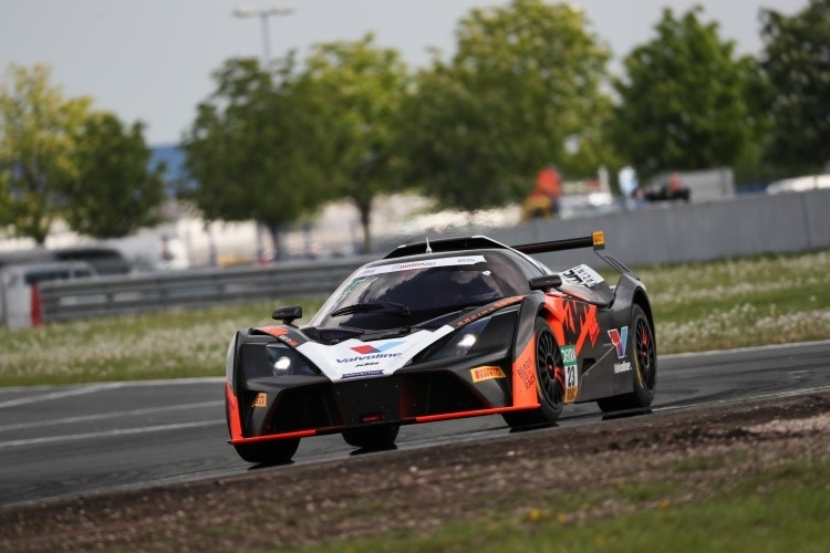 Fährt in der ADAC GT4 Germany: Der KTM X-Bow GT4 vom Team True Racing