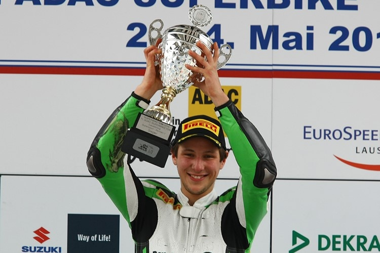 Marvin Fritz kommt als IDM Supersportmeister in die Superstock-Klasse