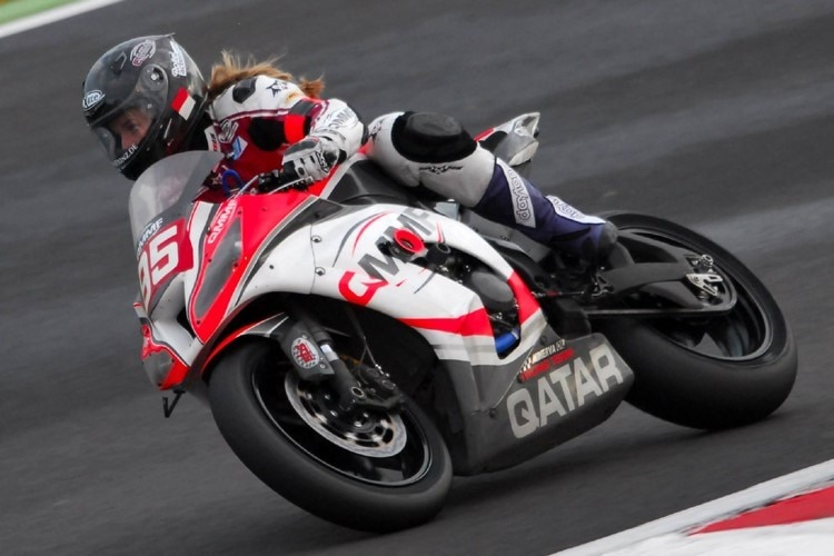 Nina Prinz: Endurance-WM in Magny-Cours (Bol d'Or)