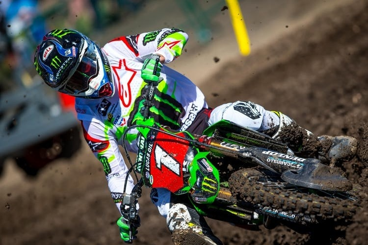 Eli Tomac siegte in Thunder Valley