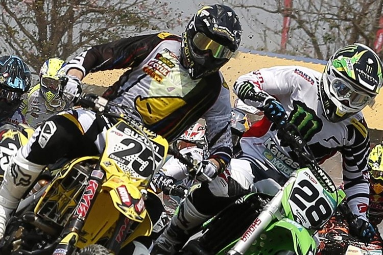 Clement Desalle (25) und Tyla Rattray (28) in Thailand