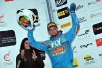 Max Nagl: Platz 2 in Mantua