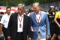 Chase Carey und Sean Bratches