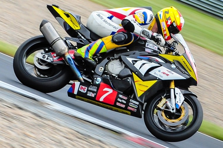 Lorenz Sennhauser siegte in der Superstock-1000-Wertung