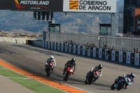 Drei Trainingstage im Motorland Aragon
