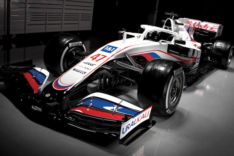 Mick Schumacher: So tritt sein Haas-Team 2021 an / Formel ...
