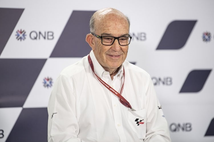 Dorna-Sports-CEO Carmelo Ezpeleta