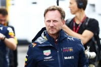 Red Bull Racing-Teamchef Christian Horner